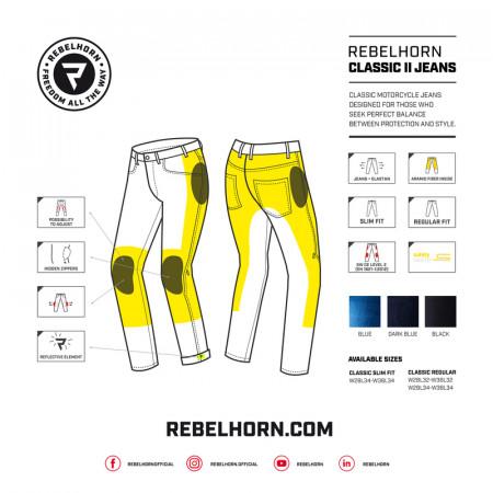 Blugi Rebelhorn Classic II