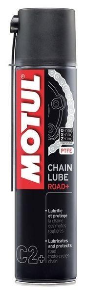 Spray De Lant Cu Teflon Motul C2+ Road Plus 400ml