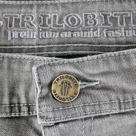 Blugi Trilobite Parado Slim Fit, Gri