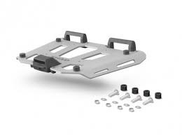 Top case standard plate SHAD TERRA aluminium