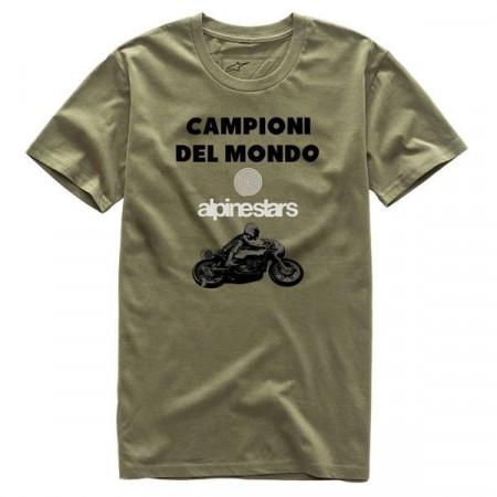 Tricou ALPINESTARS DEL MONDO S
