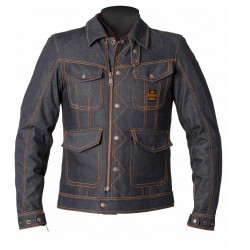 Geaca Helstons Yard Denim