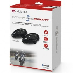 SISTEM DE COMUNICATIE INTERPHONE SPORT 2 CASTI