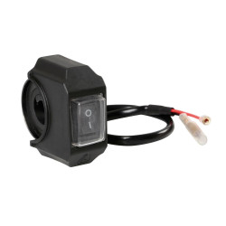 Switch impermeabil Lampa 12V6A IP55