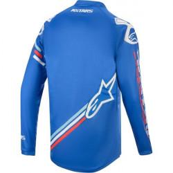 Tricou cross-enduro Alpinestars Racer Braap