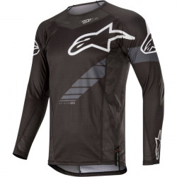Tricou cross-enduro Alpinestars Techstar Graphite