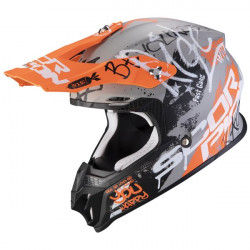 Casca cross-enduro SCORPION EXO VX-16 ORATIO