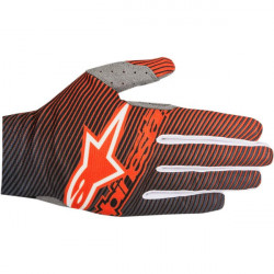 Manusi cross-enduro Alpinestars S8 Dune Orange