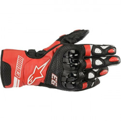 Manusi de piele sport Alpinestars Twin Ring MM93 Edition