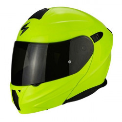 Casca Flip-up SCORPION EXO 920 HI VIZ YELLOW