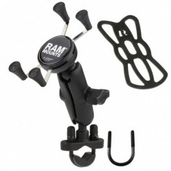 RAM MOUNTS SET (B) PRINDERE U-BOLT / LEGATURA MEDIE / SUPORT X-GRIP /STANDARD