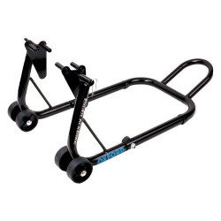 STANDER FATA OXFORD BIG BLACK BIKE FRONT PADDOCK STAND SP822
