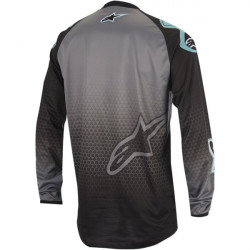 Tricou cross-enduro ALPINESTARS RACER SUPERMATIC 2018