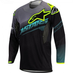 Tricou cross-enduro Alpinestars Techstar Factory