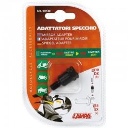 Adaptor Oglinda M10 Dx => M8 Sx Lampa 90140