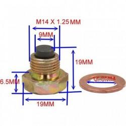 Buson Golire Ulei Cu Magnet M14x1.25 7239312
