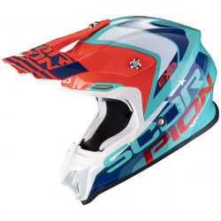 Casca cross-enduro SCORPION EXO VX-16 NATION