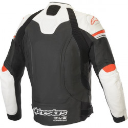 Geaca de piele Alpinestars GP R V2 TECH-AIR COMPATIBLE