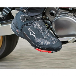 Ghete moto Alpinestars CR-X DRYSTAR