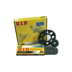 Kit lant DID428VX Suzuki DR125SM 2008-2013