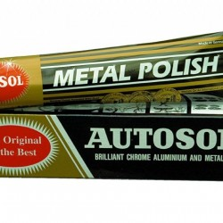 Polish Chrome Autosol 75ml