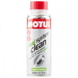 Solutie Motul Fuel System Clean Moto 200ml