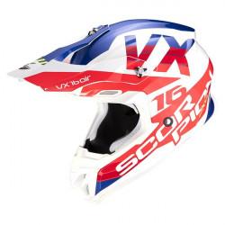 Casca cross-enduro SCORPION VX-16 AIR X-TURN
