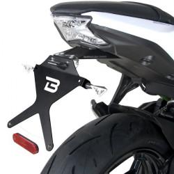 Kit suport numar de inmatriculare Kawasaki Z650 (2017-2019)