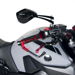 Oglinzi moto Z-VERSION BLACK (set)