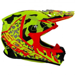 Casca cross-enduro SCORPION EXO VX-21 AIR FURIO