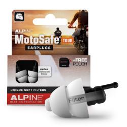 Dopuri de urechi Alpine MotoSafe Tour