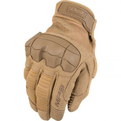 MANUSI MOTO MECHANIX M-PACT 3 COYOTE