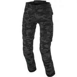 Pantaloni moto tip casual Macna Arrival