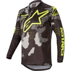 Tricou cross-enduro Alpinestars Racer Tactical