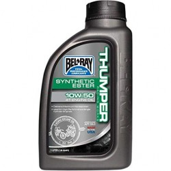 THUMPER RACING WORKS SYNTHETIC ESTER 4T 10W-50 1 L