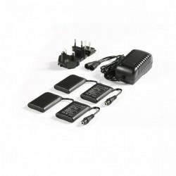 Kit baterie 7.4V 3A pt produse incalzite manusi/sosete