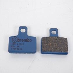 Placute frana fata brembo carbon ceramic 07GR4804
