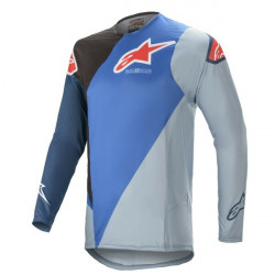 Tricou cross-enduro Alpinestars SUPERTECH BLAZE