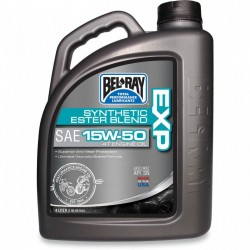 Ulei de motor EXP SYNTHETIC ESTER BLEND 4T 15W-50 4 L