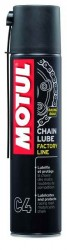 Spray De Lant Motul C4 Factory Line 400ml