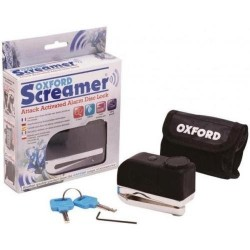 BLOCATOR DE DISC CU ALARMA OXFORD SCREAMER OF229