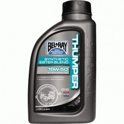 THUMPER RACING SYNTHETIC ESTER BLEND 4T 15W-50 1 L