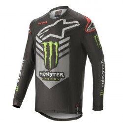 Tricou cross-enduro Alpinestars AMMO