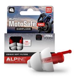 Dopuri de urechi Alpine MotoSafe Race