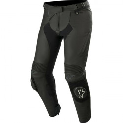 Pantaloni de piele Alpinestars STELLA MISSILE V2