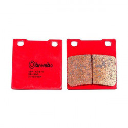 PLACUTE FRANA SPATE SINTER BREMBO 07KS05SP