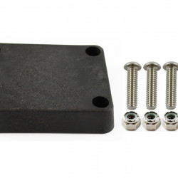 RAM® Composite Backing Plate with Hardware