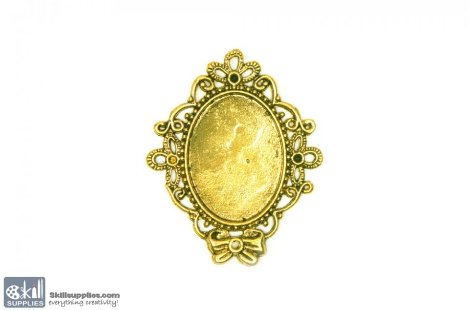 Buy pendant tray20 gold online in india skillsupplies pendant tray20 gold images aloadofball Gallery