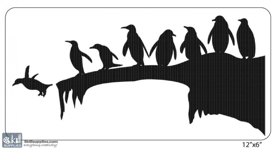 Buy Nature Stencil Bird BI028 online in India ...