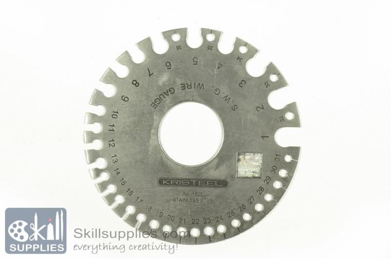 Buy wire gauge online in india skillsupplies wire gauge images greentooth Image collections